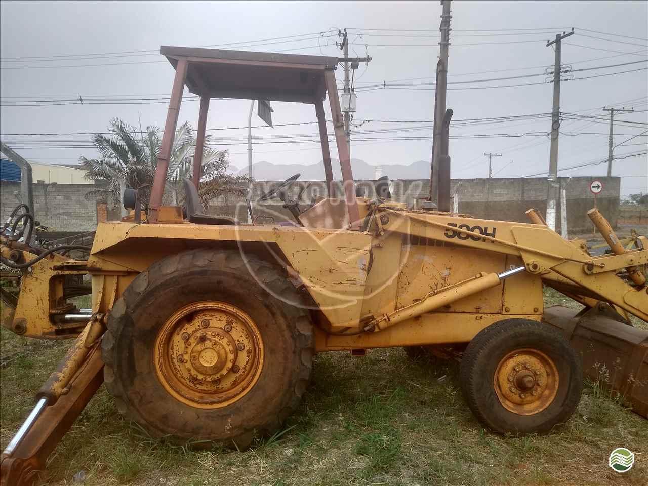RETRO ESCAVADEIRA CASE 580H Tração 4x2 Agro Mogi Peças e Equipamentos Agrícolas MOGI-MIRIM SÃO PAULO SP